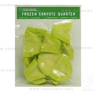 Frozen Chayote Cube