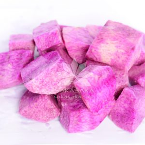 Frozen Purple Yam Cube
